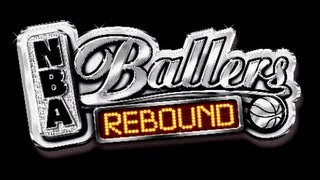 NBA Ballers Rebound (PSP) gameplay