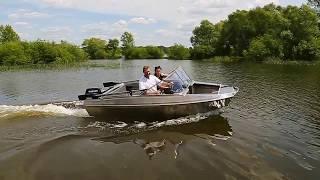 Човен Плотва BS боурайдер