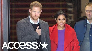 Prince Harry Reportedly Spotted At A Pub Without Meghan Markle | Access