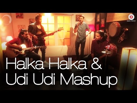 Halka Halka & Udi Udi Jaye Mashup | Avish Sharma Songs