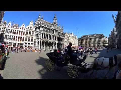 1 hour | The Brussels Grand Place, Belgium