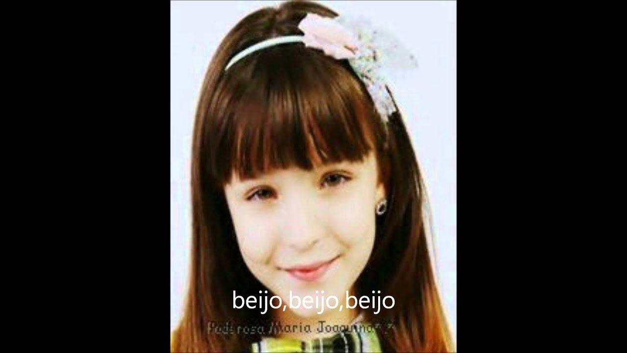296e38b3764d8 Larissa Manoela Beijo,beijinho,beijão Karaokê - YouTube