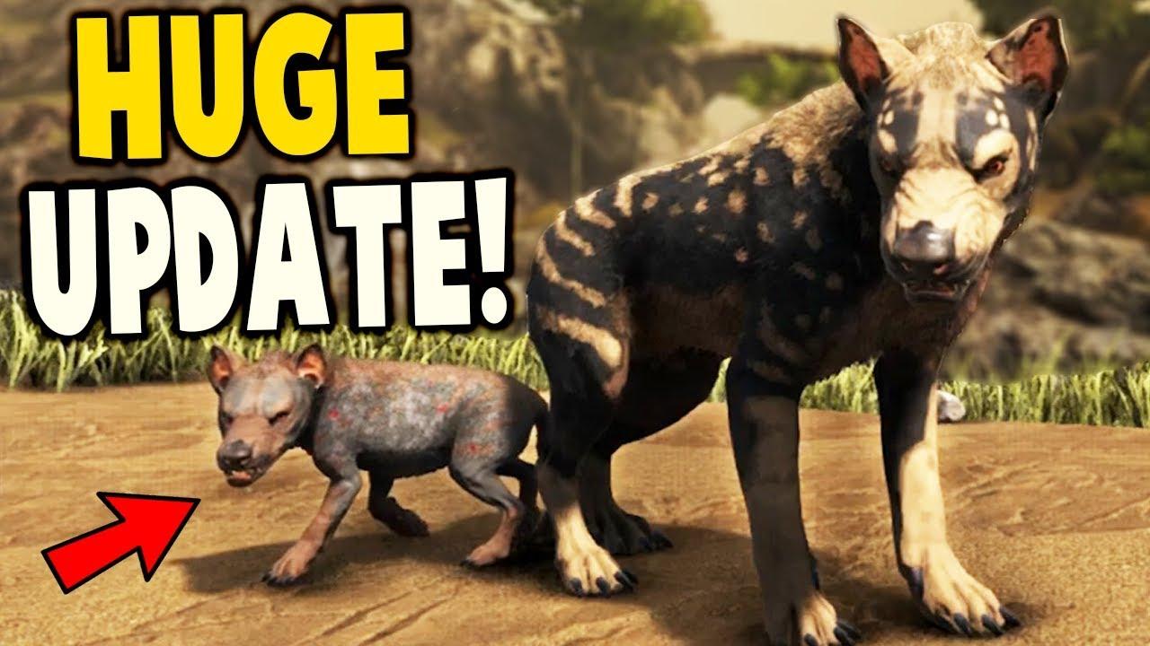 Dog Like Dino Ark