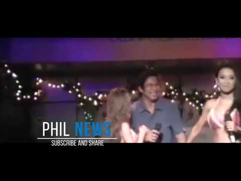 NAUGHTY MOCHA GIRLS TOUCHES MALE PRIVATE PART IN LIVE CONCERT