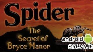 Spider: La araña y la telaraña Android Gameplay --Audio Español Androidsalvaje
