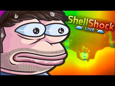 WHAT IS HAPPENING TO ME!? - ShellShock Live!