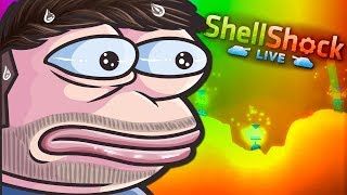 WHAT IT HAPPENING TO ME!? - ShellShock Live!
