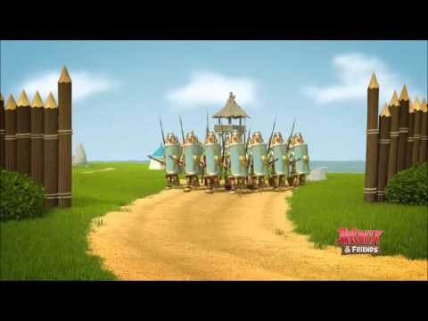 Asterix & Friends Trailer