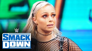 It's not about luck for an emotional Liv Morgan: July 16, 2021