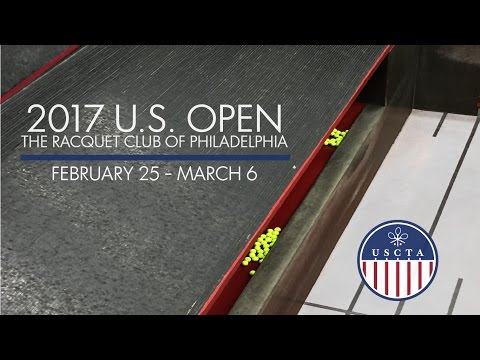 2017 U.S. Open - Rob Whitehouse vs. Josh Dodgson