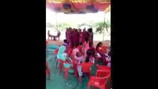 Tribal Marriage song Dahod District Gujarat India