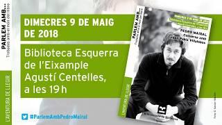 Pedro Mairal conversa amb Juan Pablo Villalobos thumbnail