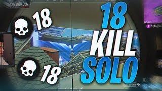 TSM Myth - A CLEAN 18 KILL SOLOS!! (Fortnite BR Full Match)