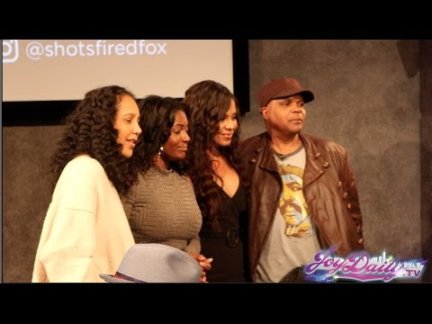 Sean Bell's Wife Discusses Backlash from Law Enforcement with the cast of Shots Fired ... Part 2