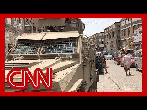 Separatists take control of key Yemeni city