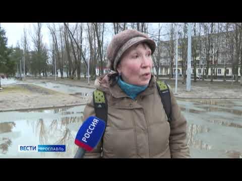 Жители Брагина недовольны благоустройством парка 30-летия Победы
