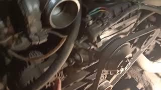 как правильно установить ремень генератора на УАЗ патриот