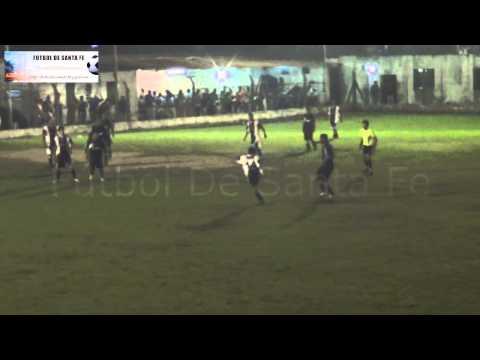 La Salle campeón absoluto Senior 2013 gol de López 1 a 2 San Lorenzo
