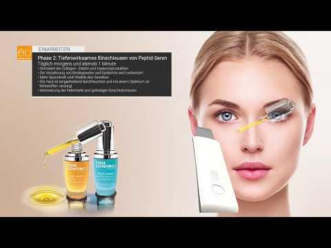 Time Control Ultrasonic Skin Scrubber + Peptide Power Skin Care Set