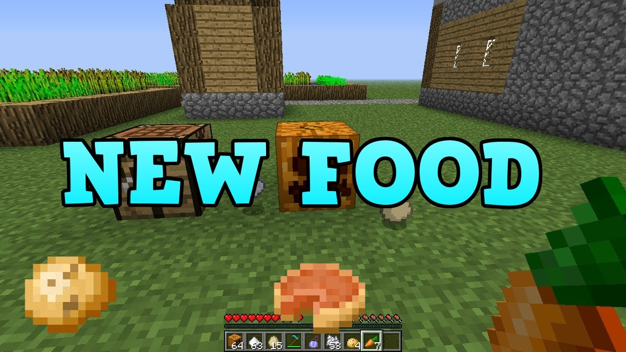 How To Make Food With Pumpkin Minecraft