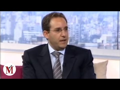 Dr. Georges Karam on the mental health in Lebanon