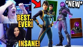 Streamers LOVE the 'NEW' Tempest ' Bolt Skins! Fortnite Faits saillants - Moments drôles