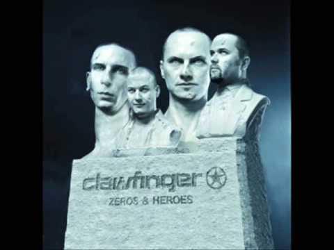 Clawfinger [Zeroes&Heroes] - Live like a man