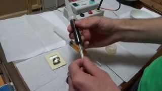 видео Родирование серебра: технология покрытия