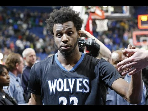 Andrew Wiggins, Timberwolves Negotiating 5-Year Contract Extension