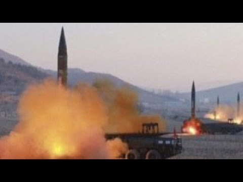 Report: North Korea fires missile