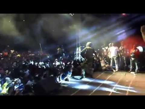 Kali Process presents Shatta Wale, live at Ghana music week 2014