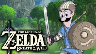 SO MUCH HYPE!! - LEGEND OF ZELDA: BREATH OF THE WILD - NINTENDO SWITCH GAMEPLAY