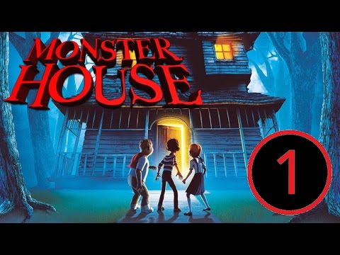 Monster House (GBA) #1: Into The Beast