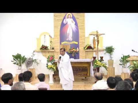 Bài giảng Lòng Thương Xót Chúa ngày 22/2/2017 - Cha Giuse Trần Đình Long