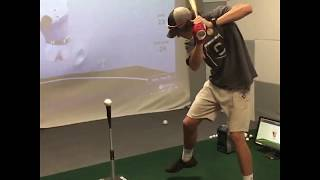 K-Motion Facilities,  Scottsdale, AZ- K-Vest Swing Analysis