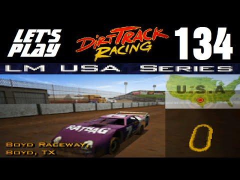 Let's Play Dirt Track Racing - Part 134 - Y11R6 - Boyd Raceway