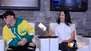 Bad Bunny revela su mujer ideal y acepta un reto / Entrevista 2017 thumbnail