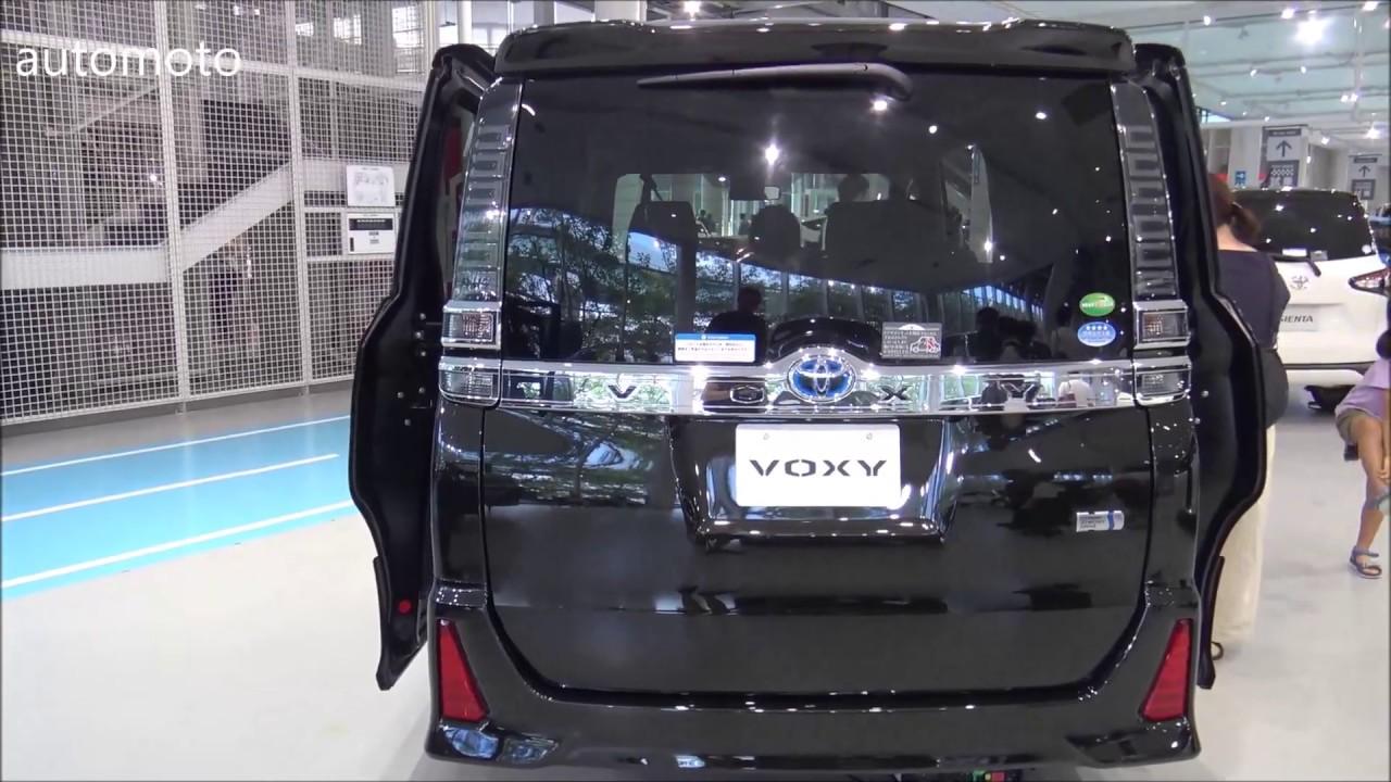 The New Toyota Voxy 2020 Youtube