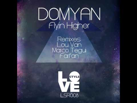 Domyan - Flying Higher (Lou Van Remix) LOVESTYLE RECORDS