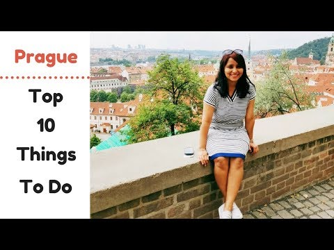 Prague travel guide: Top 10 things to do