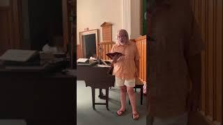 Worship Service- 7/19/20