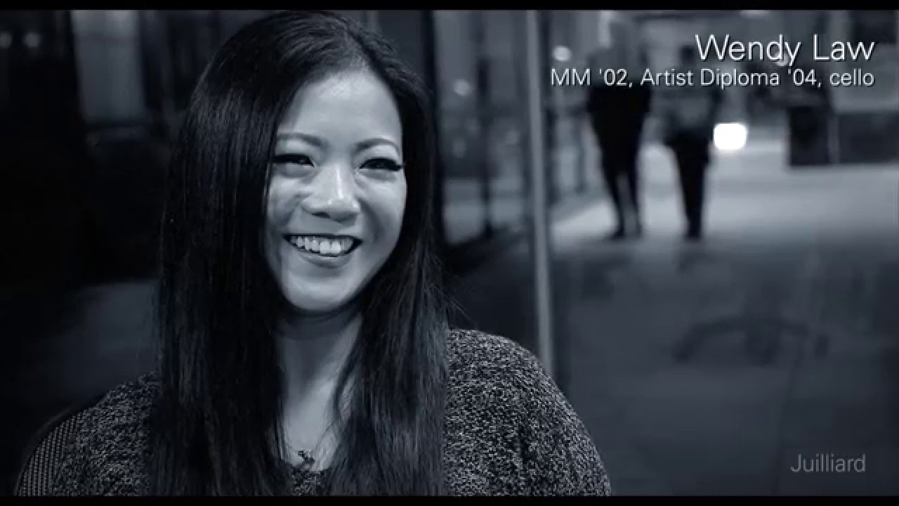 Juilliard Snapshot: Wendy Law