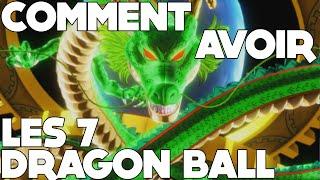 Dragon Ball Xenoverse FR | Comment trouver les 7 Dragon ball + Débloquer Gogeta Super Saiyen 4