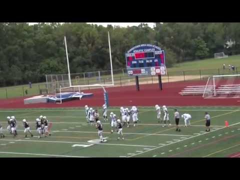 2016 Norristown JV FOOTBALL vs Springford