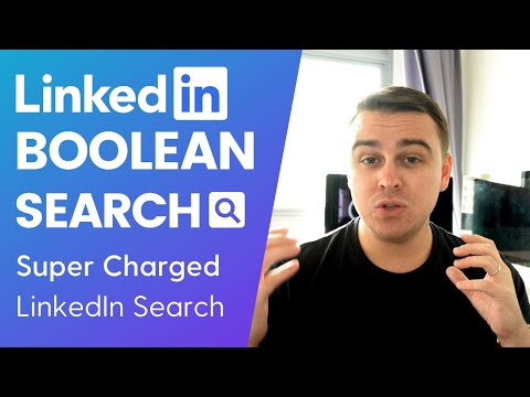 Boolean Search on LinkedIn - Super Charge Your LinkedIn Search with Sales Navigator