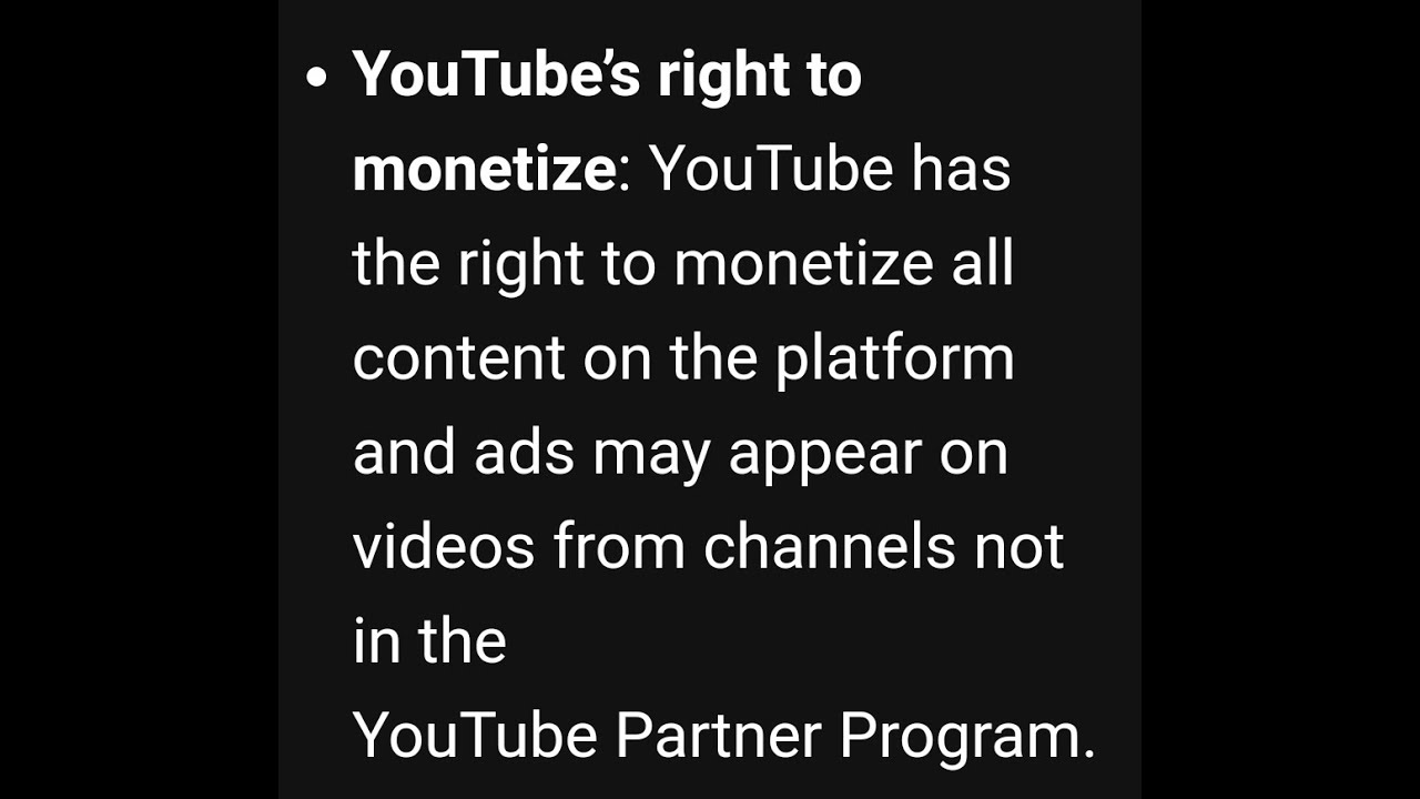 YouTube Demonetizing channels and videos but still running ads is stealing from Content Creators