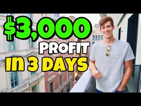 $3,000 Profit In 3 Days Trading   10% Consistent Growth