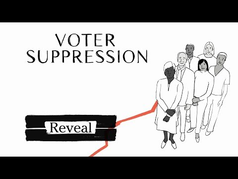 Voter suppression and disenfranchised voices, That Bullshit Law | Reveal
