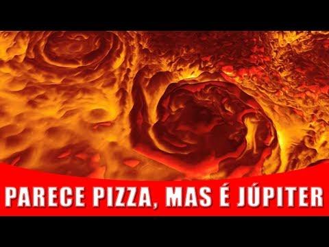 NASA Publica Vídeo do Rasante da Juno Pelas Nuvens de Júpiter em 3D | AstroPocket News