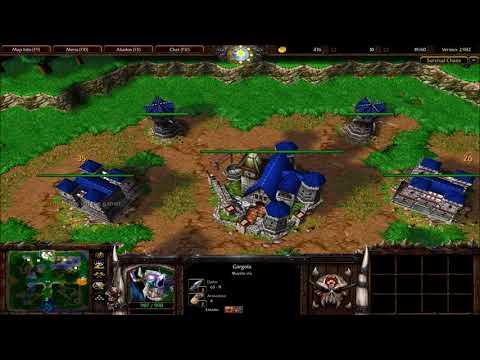 Warcraft III - Survival Chaos